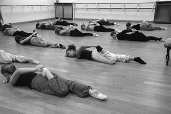 Cours de remise en forme, stretching, fessiers, abdominaux, Emmanuelle Valoise