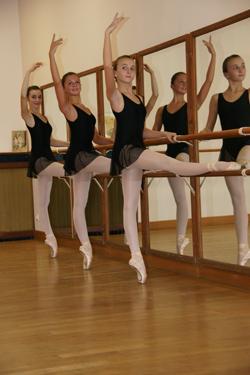 Danse classique à Château-Thierry - Emmanuelle Valoise
